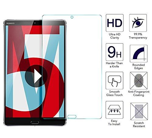 Ash-case 2xHuawei Mediapad M5 8.4