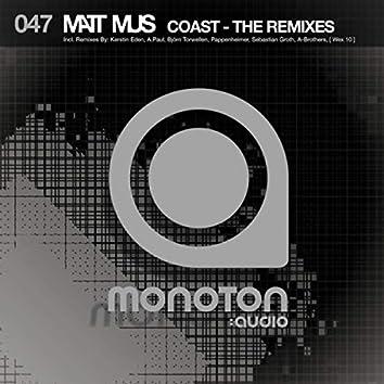 Coast - The Remixes