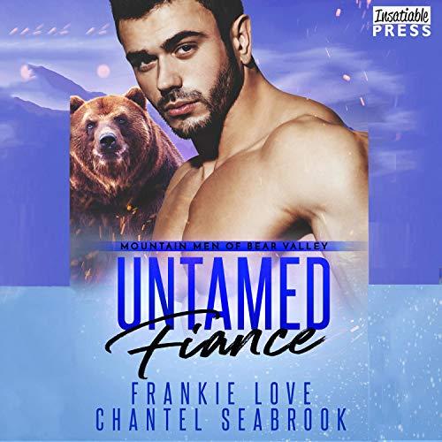 Untamed Fiance audiobook cover art