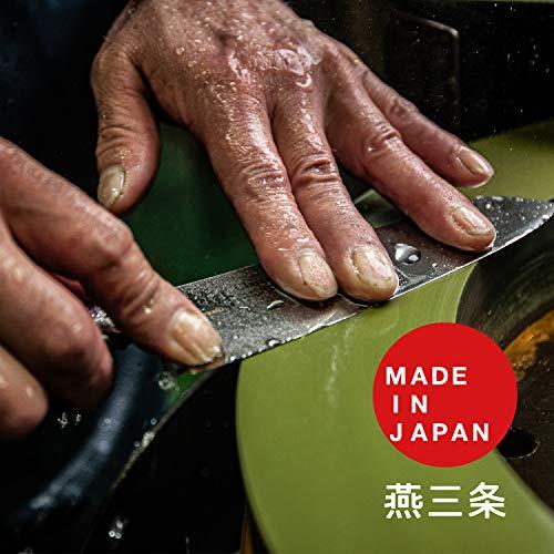 下村工業日本製ヴェルダン三徳165mm/牛刀180mm/ペティ125mm包丁3本セットモリブデンバナジウム鋼食洗機対応OVD-80新潟燕三条製
