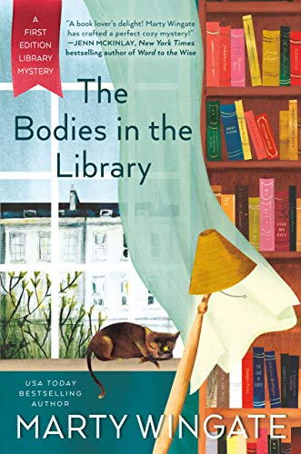 The Bodies in the Library (A First Edition Library Mystery Book 1) (English Edition)