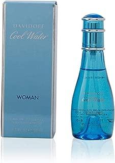 Davidoff Cool Water Eau De Toilette Spray for Women, 50ml
