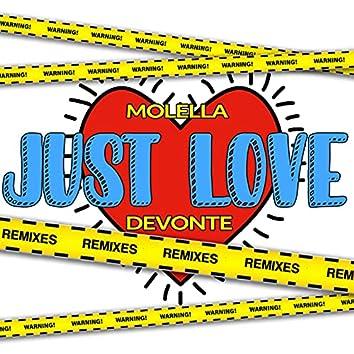 Just Love (Remixes)