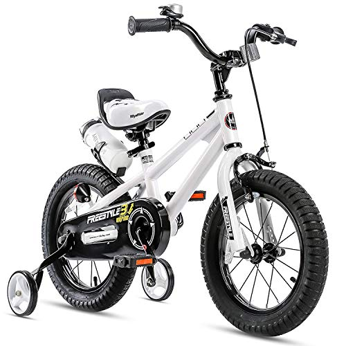 RoyalBaby Freestyle 16u0022 Bike - White