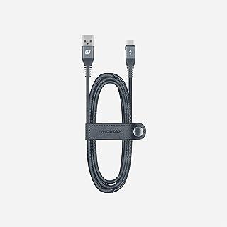 كابل ايليت لينك USB-A الى USB-C (1.2 متر) رمادي غامق