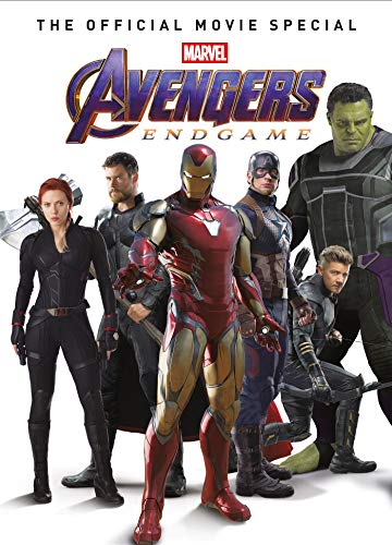 Avengers: Endgame – The Official Movie Special Book