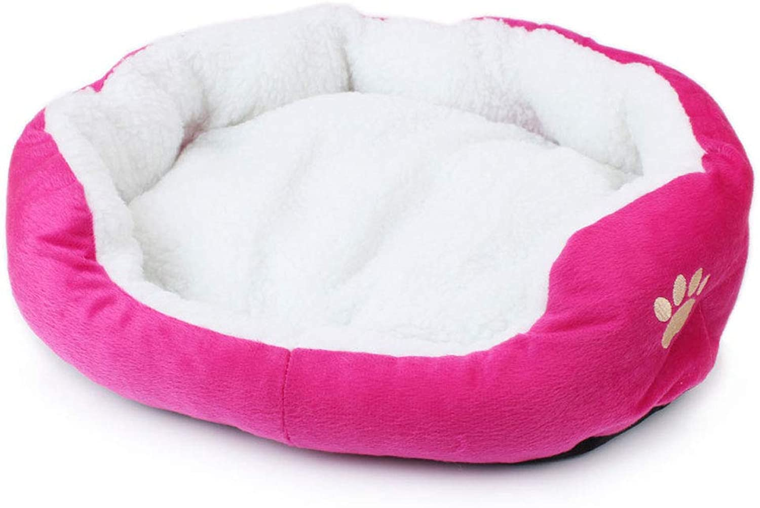 LJM Pet Dog Bed   SofaStyle Couch Pet Bed for Dogs & Cats Styles (color   Purple)