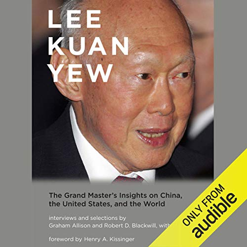 Couverture de Lee Kuan Yew