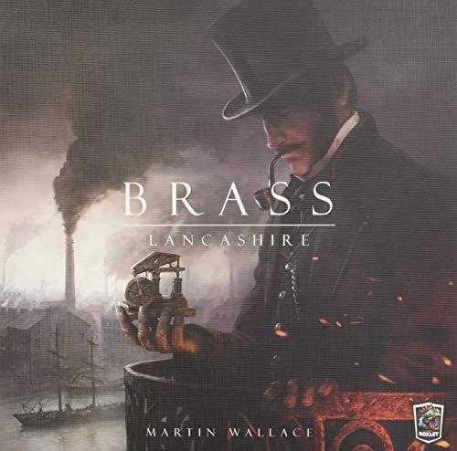 Roxley Games Brass Lancashire - English