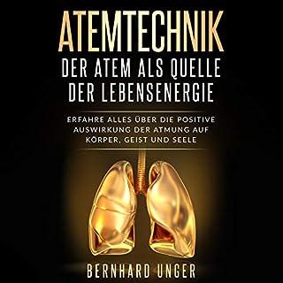 Atemtechnik - Der Atem als Quelle der Lebensenergie Titelbild