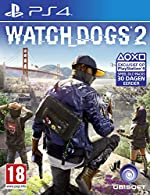 Ubisoft Watch Dogs 2PS4
