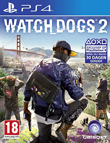 Ubisoft Watch Dogs 2 PS4