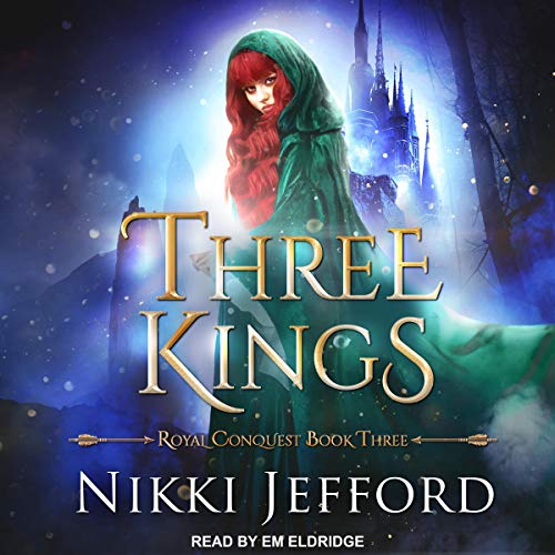 Couverture de Three Kings