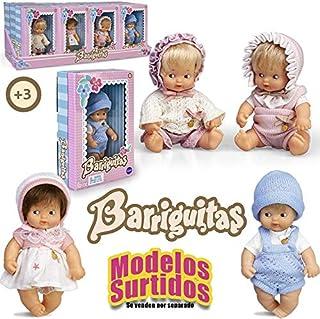 Barriguitas - Surtido de muñecas bebé con ropita, Envío