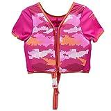 Swimschool ET9143SM Swim Trainer Vest with Sun Protective Sleeves,...