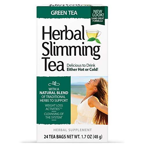 21st Century Slimming Green Tea