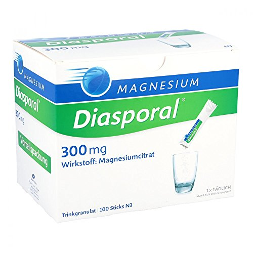 Magnesium-Diasporal 300 mg, 100 St. Granulat