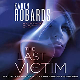 The Last Victim audiobook cover art
