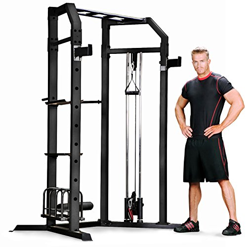 7. Marcy Olympic Strength Training Cage Multi-purpose SM-3551