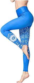 Yoga Clothing Fitness Pants Slim Slimming Leggings Yoga Print Pants