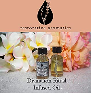 Divination Ritual Infused Oil
