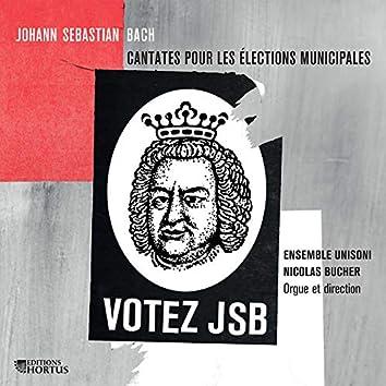 Votez JSB (Cantates pour les élections municipales)