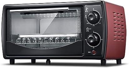 No Microondas Manual Mini,Temporizador de 30 Minutos,Control de Temperatura de cocción de 60-230,Bandeja de escoria Tipo cajón,fácil Limpieza,12L,800W