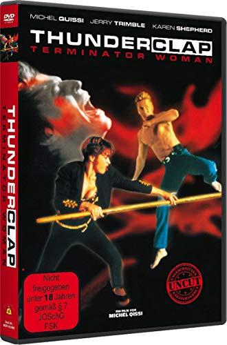 Thunderclap: Terminator Woman - Uncut Edition [Limited Edition]