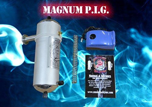 Smoke Daddy Magnum P.I.G. Kaltrauchgenerator