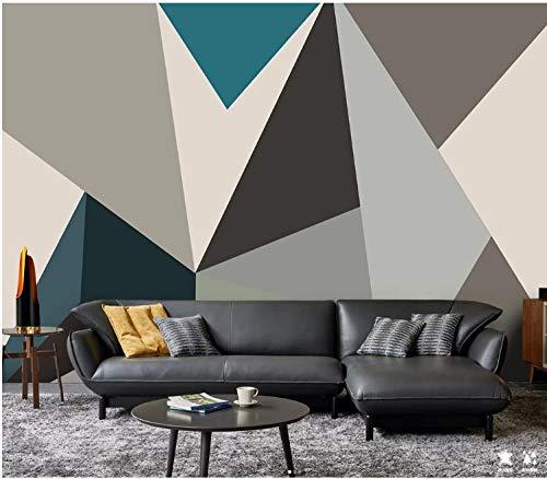 3D Wallpaper Canvas Art Print Wall Mural Poster Modern Minimalist Geometric Pattern Photo Wallpapers Murals Picture Design Modern 430X300Cm
