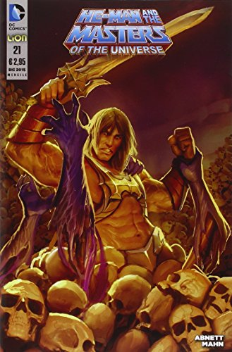 He-Man and the masters of the universe (Vol. 21)