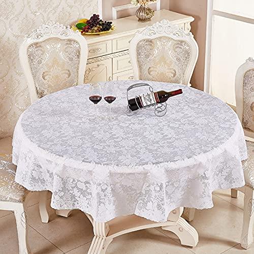 sans_marque Mantel de mesa, cubierta de mesa, funda de mesa lavable que se puede utilizar para decoración de mesa de cocina, mesa de buffet, mantel lavable de 50 cm