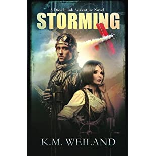 Storming A Dieselpunk Adventure Novel:Enlaweb