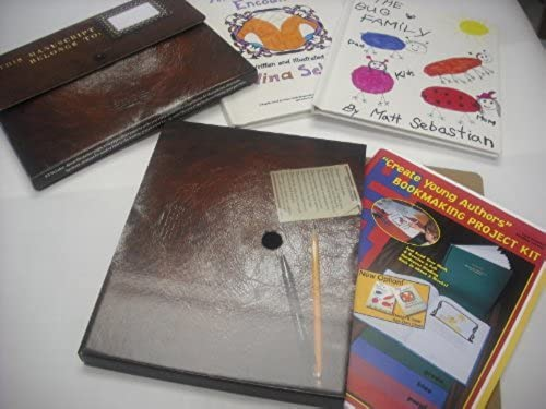 tienda Create Young Authors Bookmaking Project Kit Kit Kit by Create Young Authors  precio mas barato
