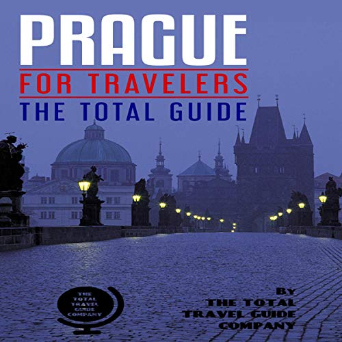 Prague for Travelers audiobook cover art