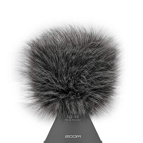 Gutmann Mikrofon Windschutz für Zoom H3-VR Grey