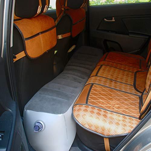 Gorgebuy Car Mattress Inflatable Back Seat Gap Pad Air Bed Cushion for Car Travel Camping