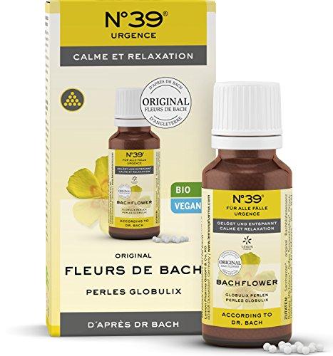 Bachblüten Notfall No. 39 Globulix, 20 g