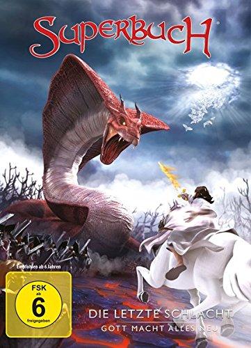 Superbuch: Die letzte Schlacht - Gott macht alles neu