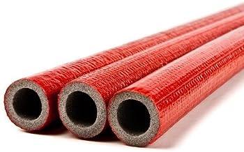 TOOGOO R Tuyau Long 6Ft 3//4 x 3//8 Tuyau disolation thermique pour climatiseur noir Isolation pour tuyaux en mousse