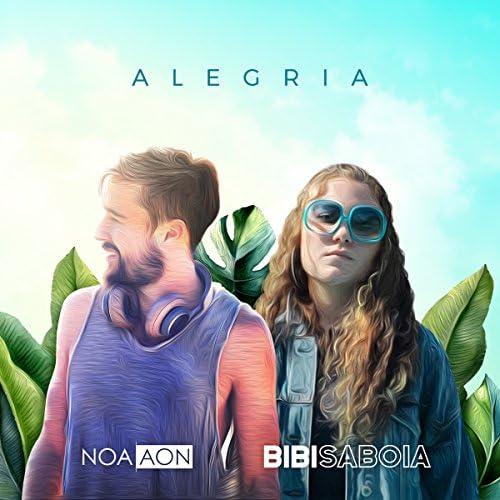NOAAON & Bibi Saboia