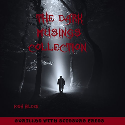 The Dark Musings Collection audiobook cover art