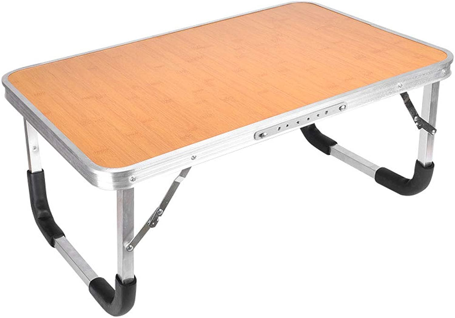 Laptop Table Aluminum Folding Table Lazy Table Notebook Table Student Dormitory Folding Computer Table