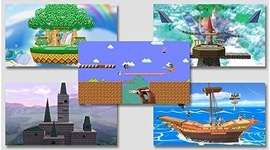 Super Smash Bros. Stage Bundle - 3DS [Digital Code]