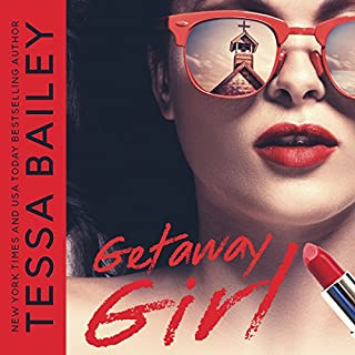 Getaway Girl audiobook cover art