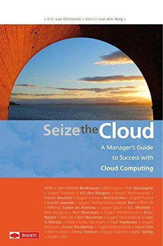 Seize the Cloud (English Edition) eBook: van den Berg, Martin ...