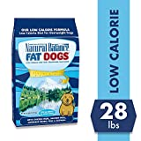 Natural Balance Dick Van Patten's Fat Dogs Low Calorie Dry Dog Formula, 28-Pound (42009)