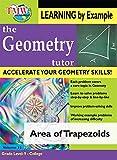 Geometry Tutor Area Of Trapezoids [Edizione: Regno Unito] [Edizione: Regno Unito]