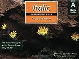 Italic Handwriting Book A 4th Edition