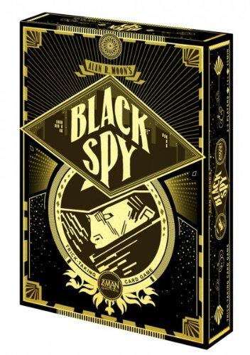 Asmodée - BLSP01 - Jeux de cartes - Black Spy